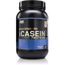 Nutrición óptima en Oro Estándar 100% Caseína 0.9kg/908g Night Time Proteína
