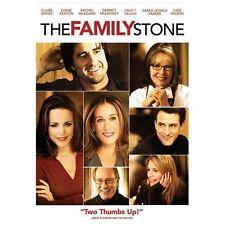 The Family Stone (DVD, 2006, Full Frame) NEW