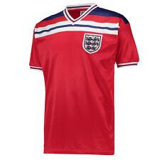Inglaterra 1982 World Cup Finals Segunda 2ª Equipación Fútbol Deporte Entrenar