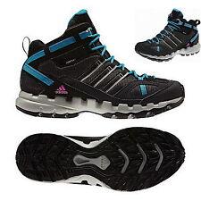 adidas AX 1 MID GTX W Damen Trekking Wandern Q21044 schwarz/blau