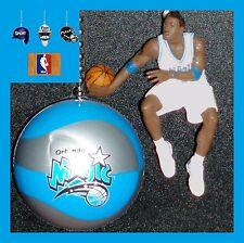 NBA ORLANDO MAGIC FIGURE & CHOICE OF LOGO OR NBA STYLE BASKETBALL FAN PULLS