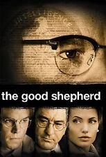 The Good Shepherd (DVD, 2007, Full Frame) Brand New & Ships FREE!  Matt Damon