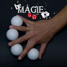 Multiplication de balles de golf  - Magie