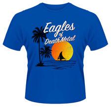 """Águilas De Death Metal """"sunset"""" T-shirt - Nuevo Y Oficial!"""