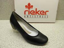 rieker ®  reduziert  schwarz Pumps  superbequem Top Preis  41770-01 (R475)