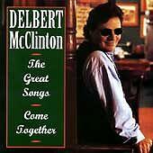 """NEW SEALED """"Dilbert McClinton"""" The Great SOngs   Cassette Tape  (G)"""
