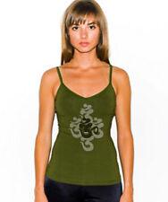 NEWTG American Apparel yoga OM AUM bra cami tank top
