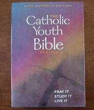 The Catholic Youth Bible (2005, Paperback, Revised) NRSV Catholic Edition