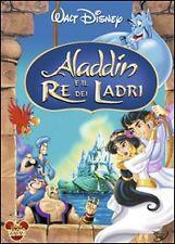 ALADDIN E IL RE DEI LADRI I DVD NUOVO - DISNEY