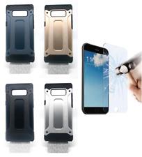 "funda carcasa hibrida antigolpes silicona rigida Samsung Galaxy Note 8 (4G) 6.3"""