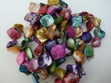 100 pcs de mère de perles vendeur britannique rapide livraison gratuite