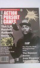 February 1994 Action Pursuit Games Magazine Paintball Sports Anthony Smith