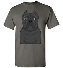 Cane Corso Dog Cartoon T-Shirt Tee - Men Women Ladies Youth Kids Tank Long