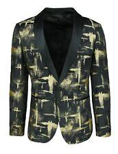 Abrigos y chaquetas de hombre negras de satén | Compra