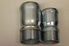 Möck Anschlußstück mit Außengewinde und Muffe 2 Größen zur Wahl für Öltank