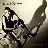 Am I Not Your Girl; Sinead O'Connor 1992 CD, Irish, EMI Very Good