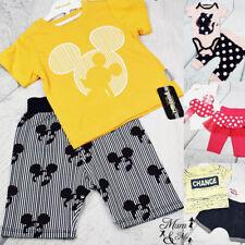 2 pieces Set Cotton Girl Boy Sports T-shirt Pants Set Toddler Newborn Romper