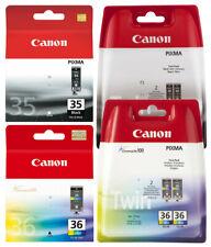 Original Drucker Patronen Canon PGI-35+CLI-36 PIXMA IP100 IP100P IP100V IP110