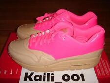 Womens Nike Air Max 1 VT QS Tan Pink Leopard Safari HOA Infrared OG Retro WMNS B