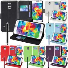 Schutz Hülle für Series Samsung Galaxy S Handy Brieftasche Flip Case Etui Schale