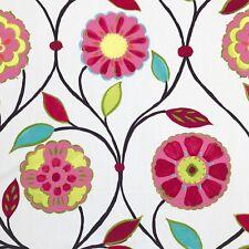 30m Clearance Roll of Prestigious Textiles Orlando Tropical Cotton Fabric
