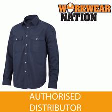 Snickers 8513 litework 37.5 LS Azul Marino Camisa