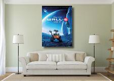 Wall E Disney Kids Classic FILM POSTER GRANDE Wall Art Print-A0 A1 A2 A3 A4