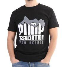 Porn Deluxe T-Shirt Men - Pimp Association - Schwarz