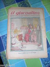 IL GIORNALINO# 3-17 GENNAIO 1932-PIA SOCIETA' SAN PAOLO