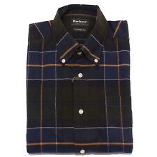 5427U camicia uomo BARBOUR CLASSIC TARTAN green/blue shirt men