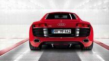 Audi R8 voiture 4 voiture poster-photo poster print art A0 A1 A2 A3 A4 AA522