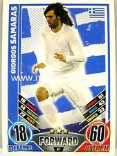 Match Attax Euro EM 2012 - #087 Giorgos Samaras - Griechenland