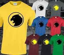El Hombre Halcón T camisa para hombre Big Bang Theory Sheldon Cooper Bazinga Geek Nerd Justicia