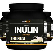 ProElite 100% Pure Inulin Fructo-Oligosaccharide (FOS) 250g