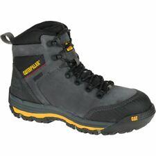"Caterpillar Boots Mens Munising 6"" Waterproof Composite Toe  Dark Shadow P90703"