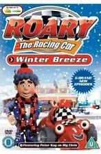 ROARY THE RACING CAR - Winter Breeze (DVD)##BRRRRRRRR ITS COLD###