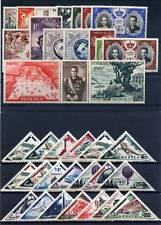 MONACO ANNEE 1956 NEUF XX - TIMBRES NEUFS XX LUXE+++