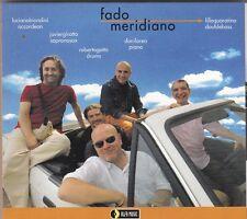 LILLO QUARANTINO - fado meridiano CD