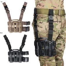 Hunting Leg Holster For Glock Gun Holster Thigh Drop Leg Platform Gun Holsters
