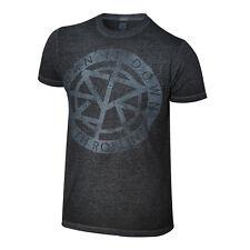 "WWE Seth Rollins ""Burn it Down"" Acid Wash T-Shirt *NEU* S M L XL 2XL 3XL"