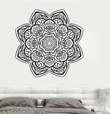 Vinyl Decal Wall Sticker Mandala Enso Circle Meditation Yoga Studio Art (z2908)