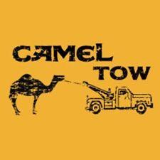 Camel Tow T-shirt Sex Mature Funny Cool 5 Colors S-3XL