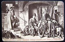 POLAND~1906 Jakob i Konstanty Sobiescy uwiezieni przez Sasow w Pleisenbergu