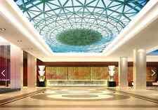 3D Netz Gitter Dach 53 Fototapeten Wandbild Fototapete BildTapete DE Kyra