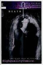 DEATH ; High Cost of Living #3, NM+, Neil Gaiman, Vertigo,