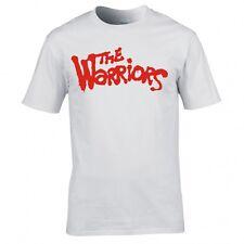 """Il Warriors """"MOVIE LOGO"""" MAGLIETTA NUOVA"""