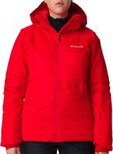 COLUMBIA Veloca Vixen EK0239658 Waterproof Ski Snowboard Jacket Hooded Womens
