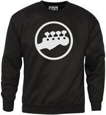Bass Head - Bass Player Guitar Youth & Mens Sweatshirt