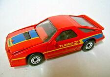 MATCHBOX 1-75 sf28e Dodge Daytona pre-PRO ROSSO CON DECALCOMANIE