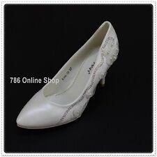 Bridal Shoes Ladies' Shoes Women's Pumps (145B) Shoes unique great design NEW
